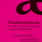 Pandæmonium Plakat